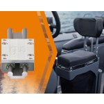 Image - Linear guides slide and absorb shocks in speed boat seats