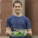 Image - Engineering student builds ventilator prototype using Walmart parts