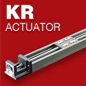 Image - THK world-class KR actuators: Rigid, accurate, and compact