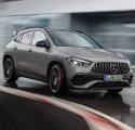 Image - Most powerful 4-cylinder: 421-hp Mercedes-AMG GLA 45