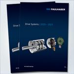 Image - New FAULHABER 2020-2021 Product Catalog
