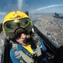 Image - Fly along with U.S. Navy Blue Angels during NYC Strong