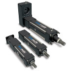 Image - 50,000 lb of force: Tolomatic expands hydraulic-class electric actuator range