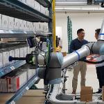 Image - Universal Robots Fulfills at DCL Logistics