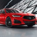 Image - Acura revives high-performance Type S in 2021 TLX