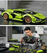 Image - LEGO unveils Lamborghini Sian model