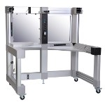 Image - Function-integrated machine frames from Rexroth include internal cable guide