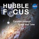Image - Hubble Focus: Galaxies through Space and Time