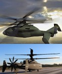Image - Defiant attack helicopter proves it's faster than Black Hawk