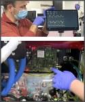 Image - Tesla demos ventilator design that uses car parts