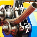 Image - Why convert a tube-bending machine from hydraulic to electric?