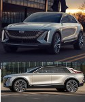 Image - First Look: Cadillac's all-electric LYRIQ show car