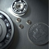 Image - World's smallest precision ball bearings