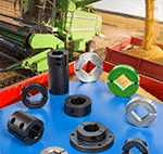 Image - Shaft collars and couplings for agricultural applications