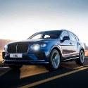Image - First Look: Top-of-the-line Bentley Bentayga Speed