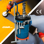 Image - Compressed-air vac simplifies vacuuming wet and dry materials