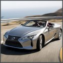 Image - Made for sun and fun: 2021 Lexus LC 500 convertible