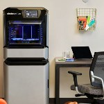 Image - Stratasys J55 3D printer: 5 simultaneously printed materials and a rotating build platform