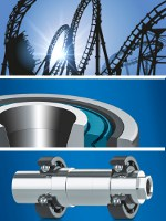 Image - Roller coaster tech: HeavyDuty encoders deliver reliable speed data