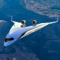 Image - Flying-V plane prototype makes first successful flight