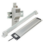 Image - Enclosure sensors, heaters, door switches, and LED lighting