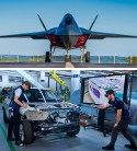 Image - Jet fighters and BMWs: Trends in manufacturing
