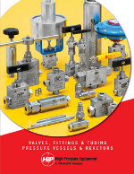 Image - New catalog from High Pressure Equipment