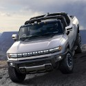 Image - HUMMER goes electric -- recast as 1,000-hp off-road super pickup with 350-mile range