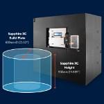 Image - Large-format 3D metal printer: Increases throughput 5x