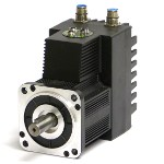 Image - Most compact 1500-W integrated servo motor