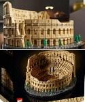 Image - Largest LEGO set ever: Roman Colosseum