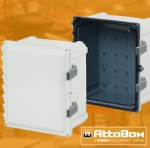 Image - Enclosures with stainless steel corrosion-resistant latch