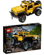 Image - LEGO Technic Jeep Wrangler Rubicon