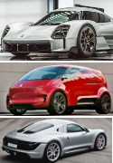 Image - 9 unseen Porsche concept cars
