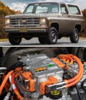 Image - Chevy converts 1977 K5 Blazer to electric