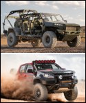 Image - New U.S. Army Infantry Squad Vehicle based on Chevy Colorado ZR2 truck