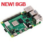Image - Raspberry Pi computer now available with 8GB RAM