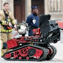 Image - Top Machines Spotlight: The hero of Notre-Dame -- Firefighting robot