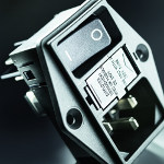 Image - Compact power module with side flange mounting