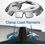 Image - New Fastener: ClampDisk micro fastener is new alternative for automotive and consumer electronics