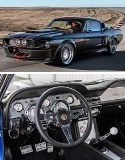 Image - 1967 Mustang gets carbon fiber body, updated power plant, and more in supercar recreation