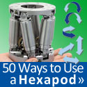 Image - Great Applications: 50 ways to use a hexapod