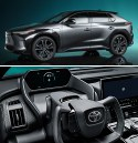 Image - Toyota bZ4X Concept SUV -- first in a global series of electric vehicles