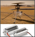 Image - What motors drive the Mars Ingenuity helicopter?