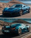 Image - 0 to 60 in 1.85 sec: All-electric Rimac Nevera
