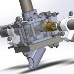 Image - Custom 4-wheel drivetrain for Concordia Baja team