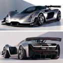 Image - Czinger 21C: 1,250-hp American hypercar finalized for production