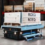 Image - Autonomous mobile robots do heavier lifting